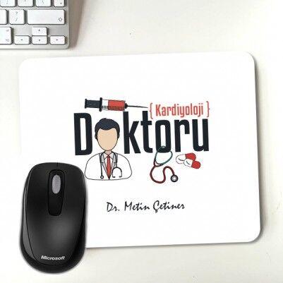 - Doktorlar İçin Hediyelik Mousepad