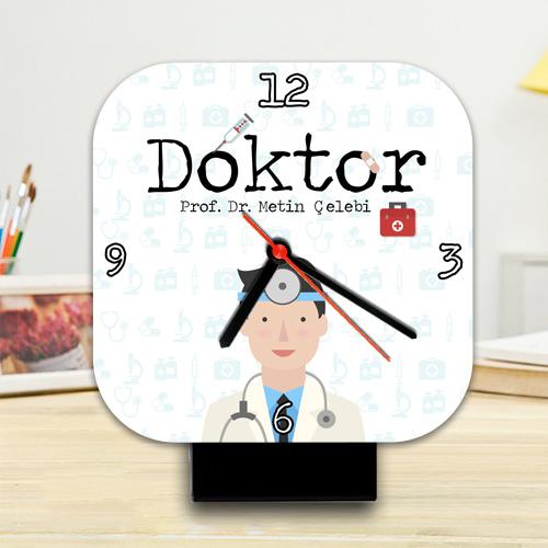 Doktorlara Özel Masa Saati