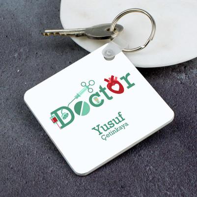 - Doktorlara Özel Mesleki Anahtarlık