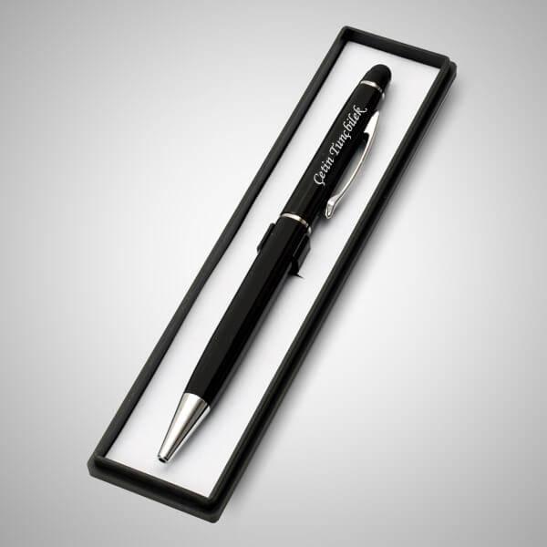 Dokunmatik Ekran Başlıklı İsme Özel Kalem