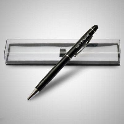 Dokunmatik Ekran Başlıklı İsme Özel Kalem - Thumbnail