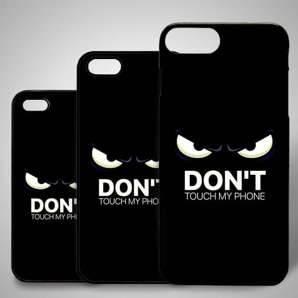 Don't Touch My iPhone Kapak