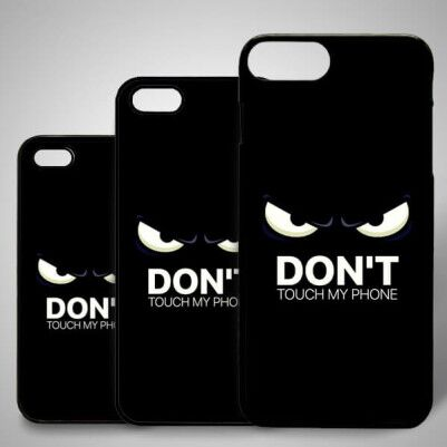 - Don't Touch My iPhone Kapak