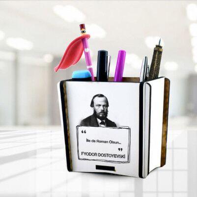 - Dostoyevski Esprili Kalemlik