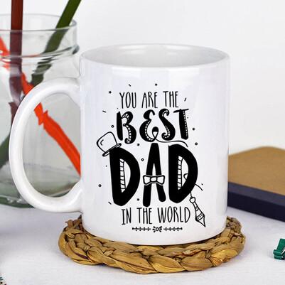 Dünyanın En İyi Babası Bardak - Thumbnail