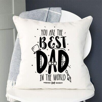 - Dünyanın En İyi Babası Yastık