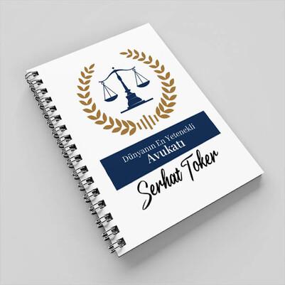 - Dünyanın En Yetenekli Avukatı Defter