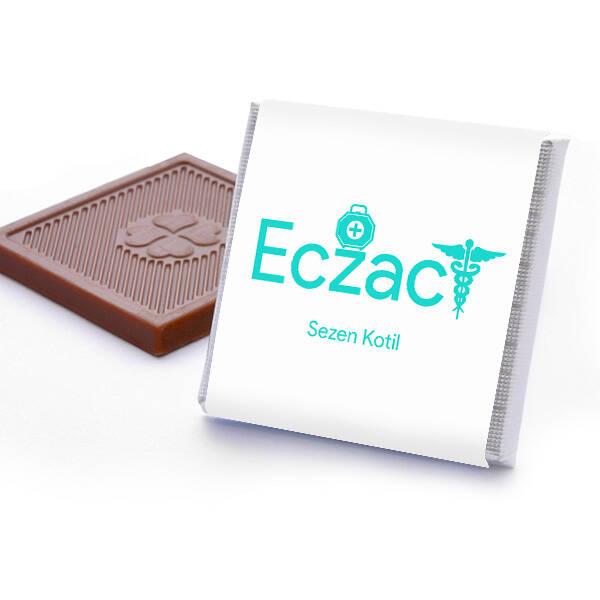 Eczacıya Hediye Çikolata Kutusu