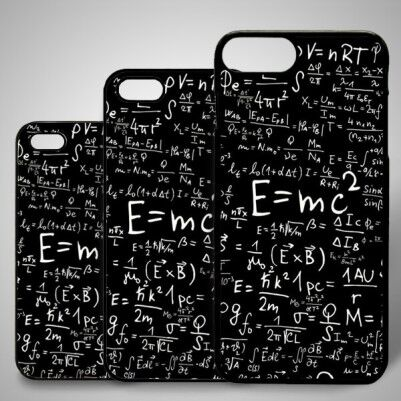 - Einstein iPhone Kapak