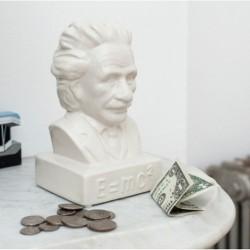Einstein Seramik Kumbara - Thumbnail