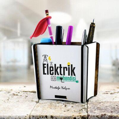 - Elektrik Mühendisleri İçin Hediyelik Kalemlik