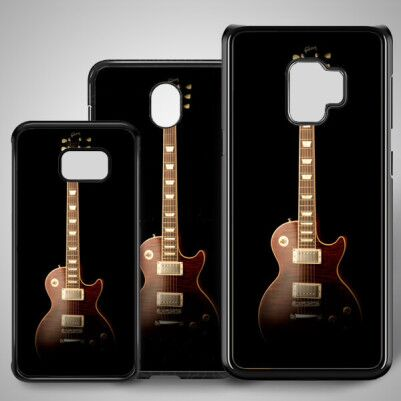 - Elektro Gitar Samsung Telefon Kapağı