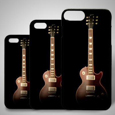 Elektro Gitar Temalı Iphone Telefon Kapağı - Thumbnail