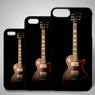- Elektro Gitar Temalı Iphone Telefon Kapağı
