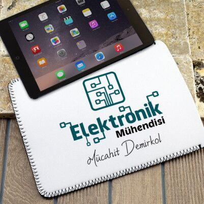 - Elektronik Mühendislerine Özel Tablet Kılıfı
