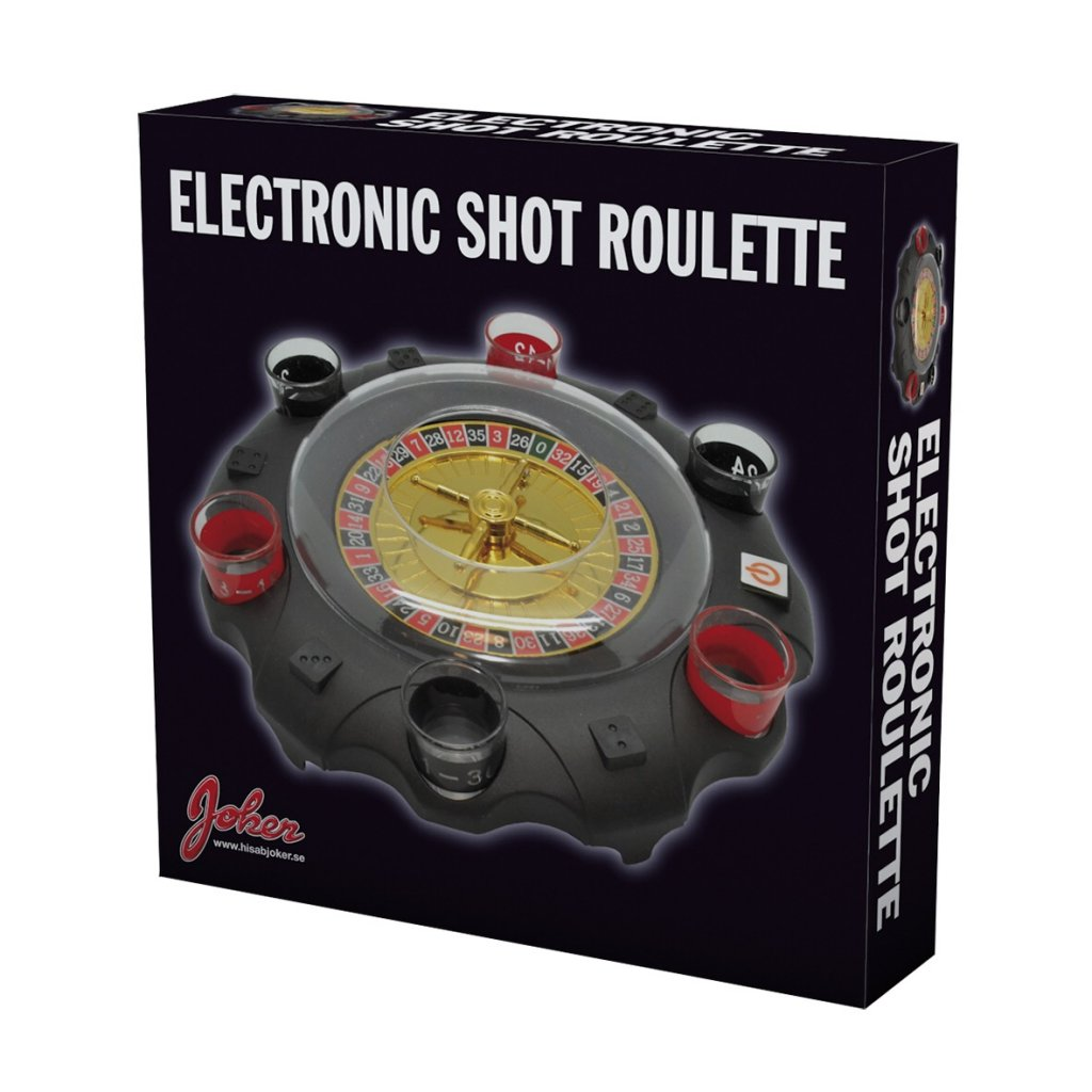 Elektronik Shot Rulet Oyunu