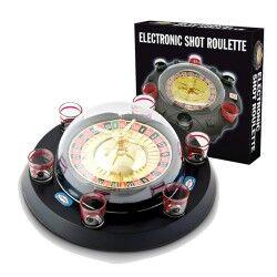Elektronik Shot Rulet Oyunu - Thumbnail
