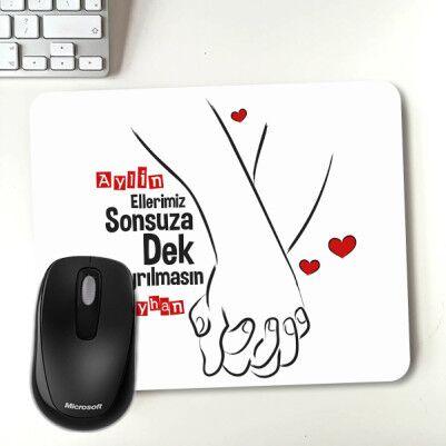 - Ellerimiz Hiç Ayrılmasın Mousepad