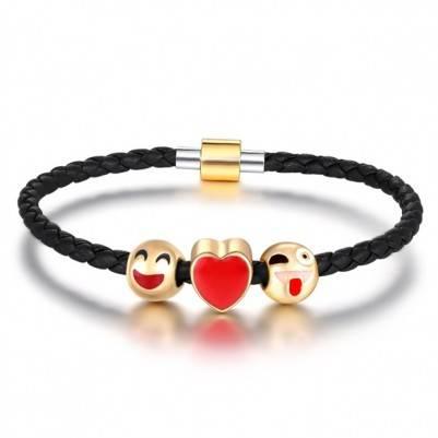 Emoji Aşk Bilekliği - ML45