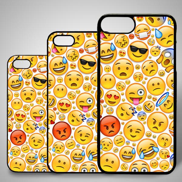 Emoji iPhone Telefon Kılıfları - Hediyemen.com