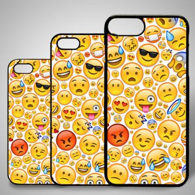 - Emoji iPhone Telefon Kılıfları