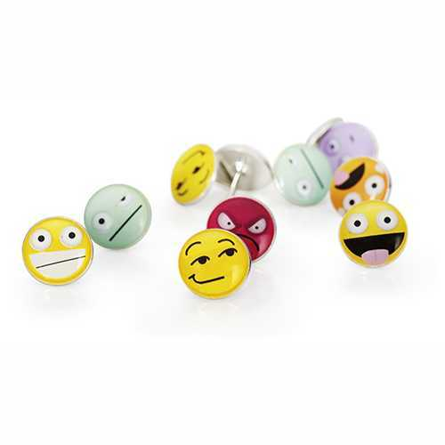 Emoji Pano Pin Seti