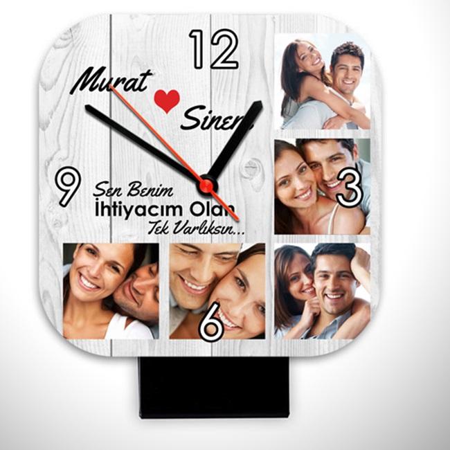 En Güzel Varlığımsın Masa Saati