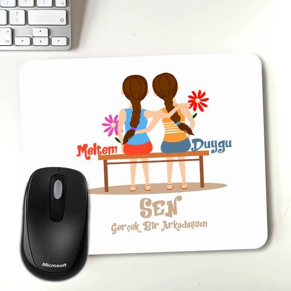 En İyi Arkadaşım Mousepad