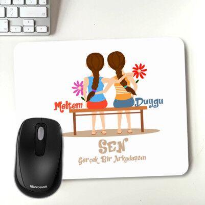 - En İyi Arkadaşım Mousepad