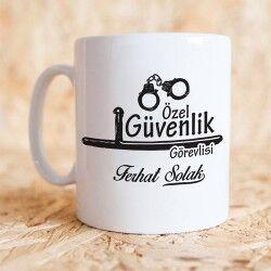 - En İyi Güvenlikçi Kahve Kupası