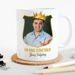 En Kral Öğretmen Kupa Bardağı - Thumbnail