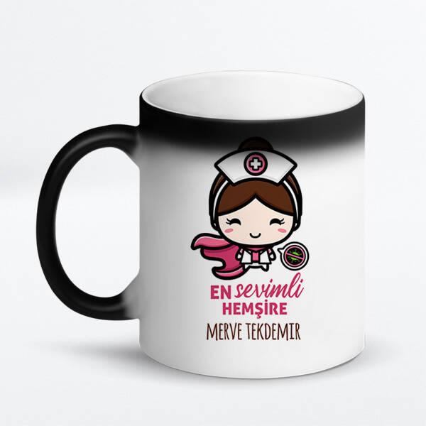 En Sevimli Hemşire Kupa Bardak