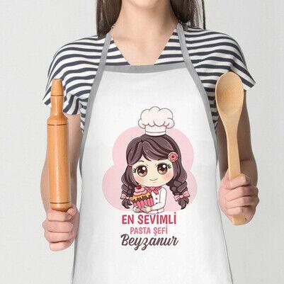 En Sevimli Pasta Şefi Mutfak Önlüğü - Thumbnail