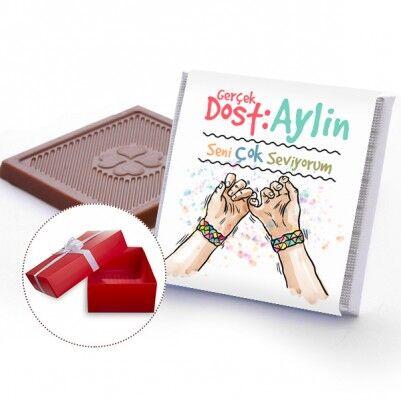 - En Yakın Arkadaşa Özel Çikolatalar