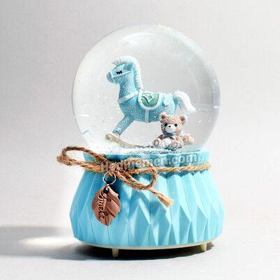 - Erkek Bebeklere Özel Kar Küresi K14