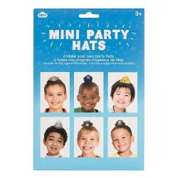 Erkek Çocuklar İçin Mini Parti Şapkaları - Thumbnail