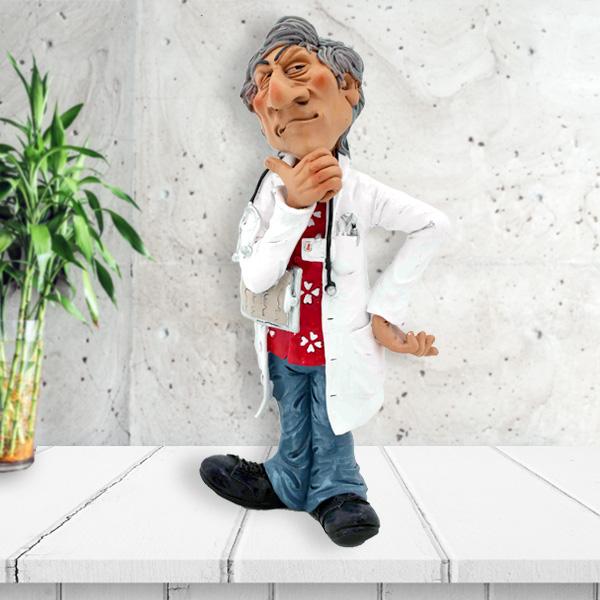 Erkek Doktor Mesleki Biblo