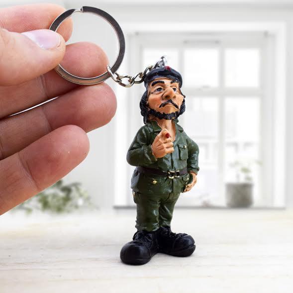 Ernesto Che Guevara Mini Anahtarlık