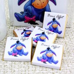 Eşeklik Ettim Beni Affet Kupa ve Çikolatası - Thumbnail