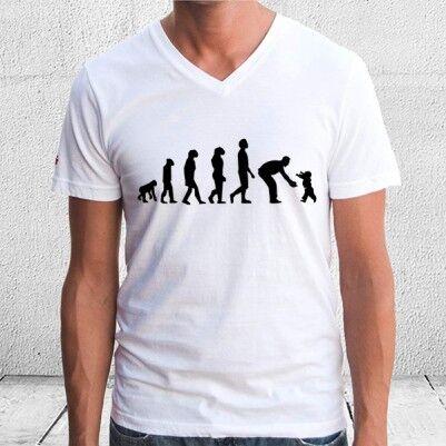- Esprili Baba Evrimi Tişörtü