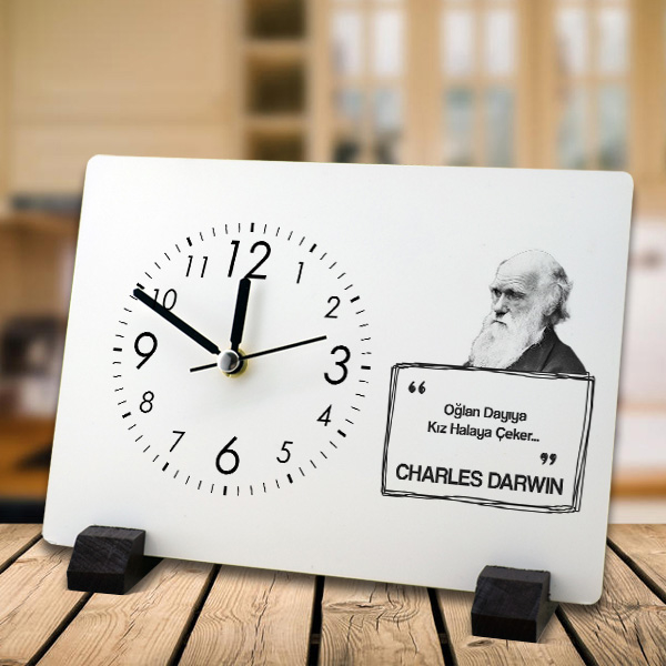 Esprili Darwin Masa Saati