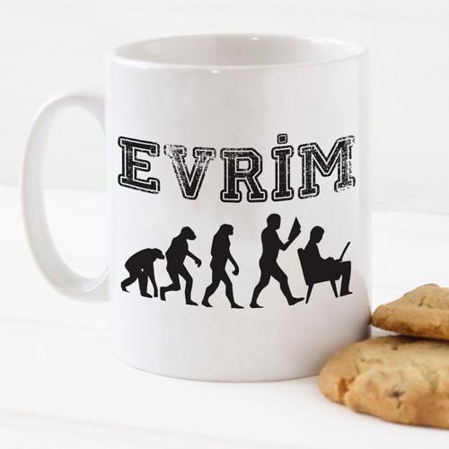 Esprili Evrim Teorisi Kupa Bardak