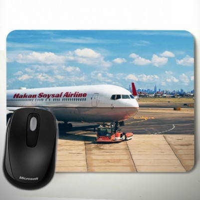 - Esprili İsme Özel Hava Yolları Mousepad