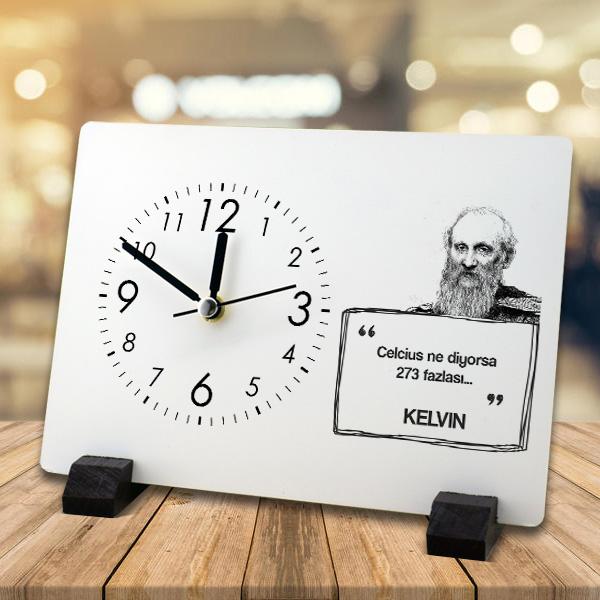 Esprili Kelvin Masa Saati