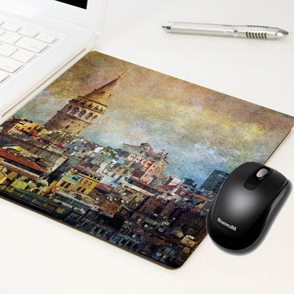 Eşsiz İstanbul Manzarası MousePad