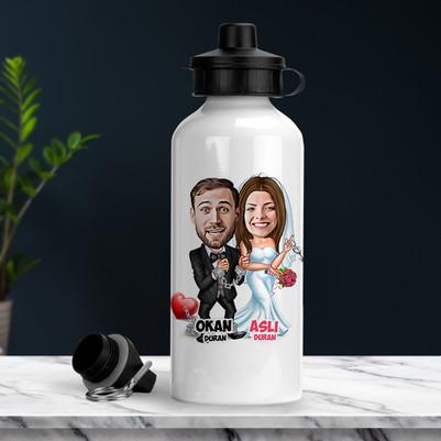 - Evlendik Ayvayı Yedik Karikatürlü Suluk