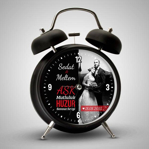 Evli Çiftlere Özel Çalar Saat