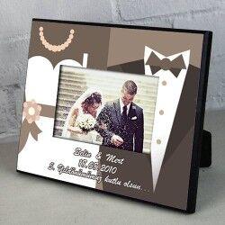 - Evlilik Yıldönümüne Özel Fotoğraf Çerçevesi