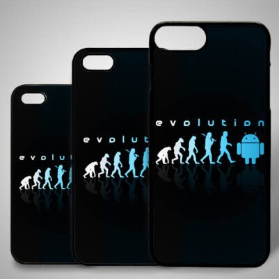 - Evolution iPhone Kapak