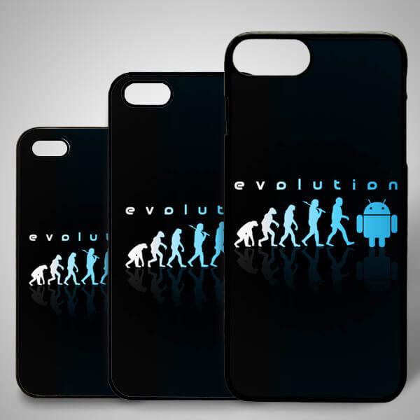 Evolution iPhone Kapak